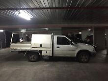 2000 Holden Rodeo Ute Richmond Yarra Area Preview