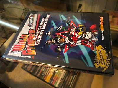 Wild Grinders: Adventures With Captain Grindstar  Bonus Comi