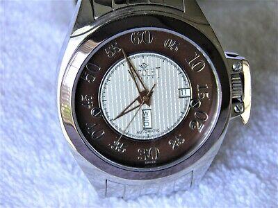 Nicolet Empyrean Swiss Automatic watch. ETA 2836  25 jewel