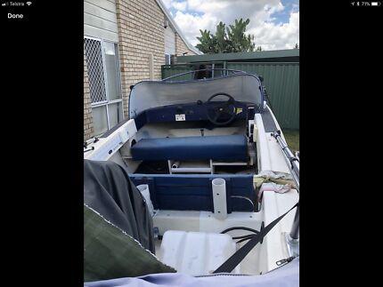 Boat seat 4