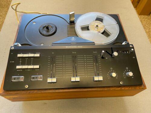 Bang & Olufsen Beocord 1800 Reel to Reel tape recorder