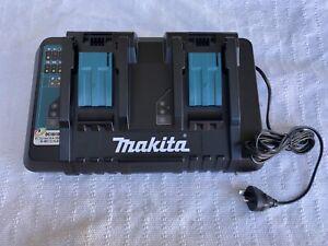 Brand new Makita double charger 18V