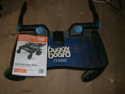 Buggy Board Lascale Maxi schwarz