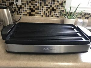 Cuisianart Electric  Grill/Griddle