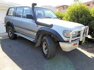 1993 Toyota LandCruiser Wagon Coffs Harbour Coffs Harbour City Preview