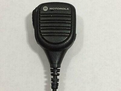 5 Motorola Radio Mic Microphone Pmmn4051b Ht1000 Xts1500 Xts2500 Xts3000 Xts3500