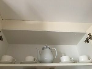 Tea set with 4 large tea cups $5 the lot moving Nakara Darwin City Preview