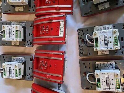 Est Edwards Siga-270 Addressable Fire Alarm Pull Station 18 Available