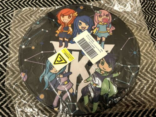 New ItsFunneh The Krew 7.9 X 7.9 Round Gaming Mouse Pad NIP - $14.99
