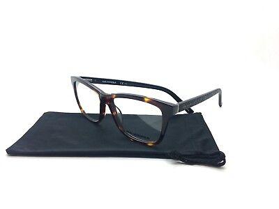 Karl Lagerfeld Plastic Tortoise Eyeglasses KL889 013 54 15 140