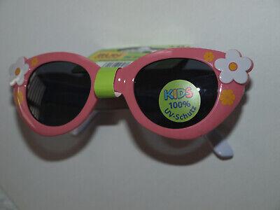 einkind 100% UV-Schutz Rosa/Weiß (Kleinkind-sonnenbrille)