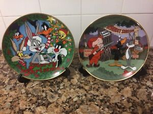 Looney Tunes Collector Plates