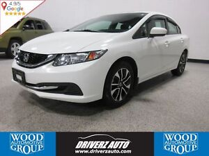 2015 Honda Civic EX, Financing Available!!!