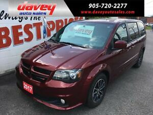 2017 Dodge Grand Caravan GT BACK UP CAMERA, REMOTE STARTER, F...