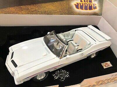 1/18 scale model GMP 1971 Pontiac GTO Judge white  L.E. 1 OF 2496