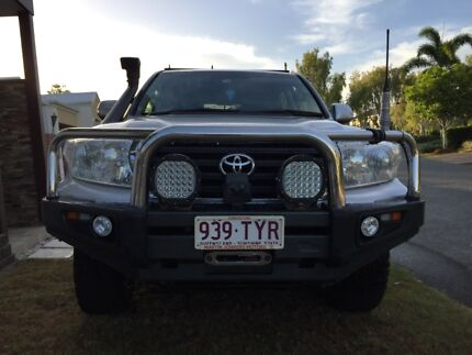 Toyota LandCruiser  200  V8 diesel Coomera Gold Coast North Preview