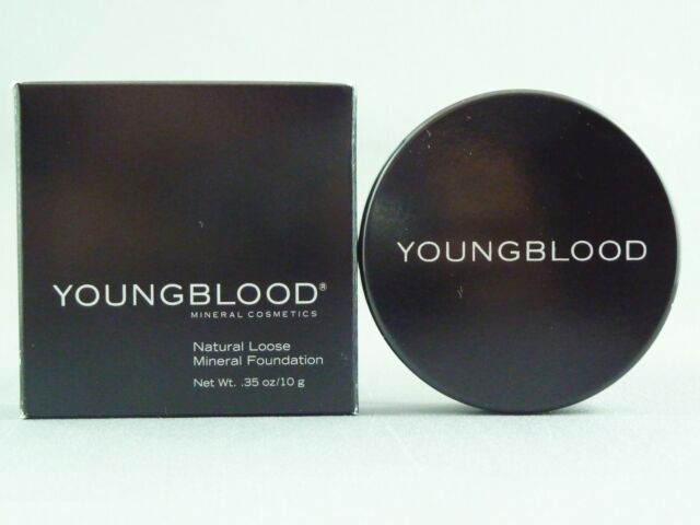 Youngblood Loose Mineral Foundation Choose Shade Full Size 10g Powder New in Box