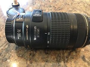 Canon 70-300mm EF IS