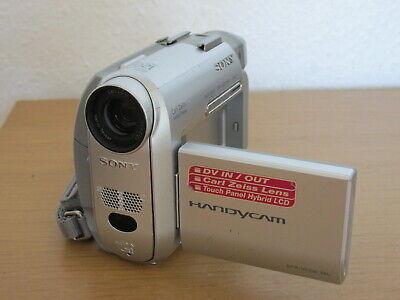 Sony Handycam DCR-HC20E Mini DV PAL Digital Video Camera Camcorder