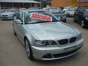 2003 BMW 325CI COUPE SPORTS AUTO, THIS WEEK SPECIAL Harris Park Parramatta Area Preview