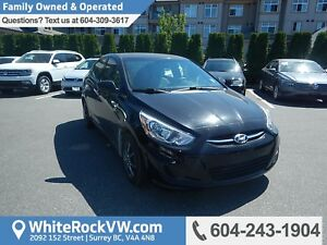 2016 Hyundai Accent GL Heated Front Seats, Remote Keyless Ent...