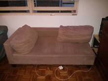 Beige/light brown coloured chaise lounge Dulwich Hill Marrickville Area Preview