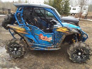Custom Maverick XMR 1000