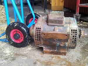THREE PHASE ELECTRIC MOTOR FOR SALE. Miners Rest Ballarat City Preview