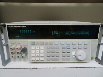 Fluke 5700anaf Wideband Option Multifunction Calibrator - Nm3