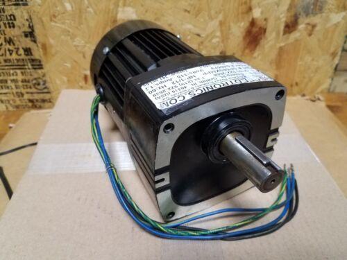 "NEW SPEEDTRONICS GEAR MOTOR  /   SP669XMPP    3/4"" DIA SHAFT  180:1 RATIO"