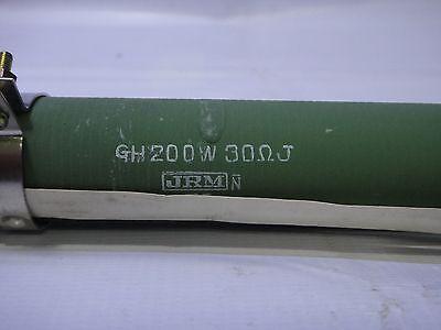 New Jrm Gh200w 30j Resistor Mareine Store Spare