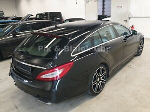 Mercedes-Benz CLS 500 4M AMG*LED*ACC*Massage*Luft*Sitzklima*