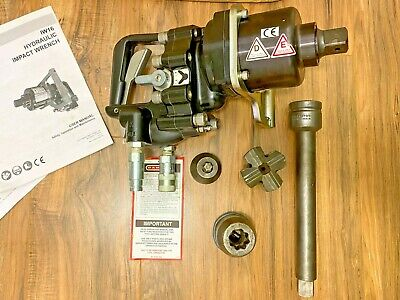 Stanley Iw16 1 Hydraulic Hand Held Impact Wrench