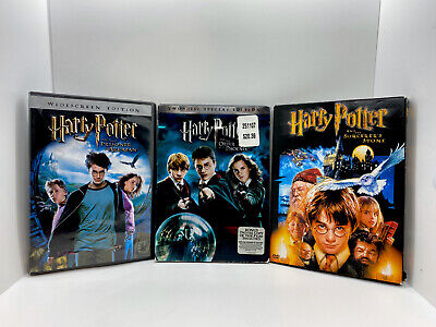 HARRY POTTER MOVIE SET - SAME DAY SHIPPING