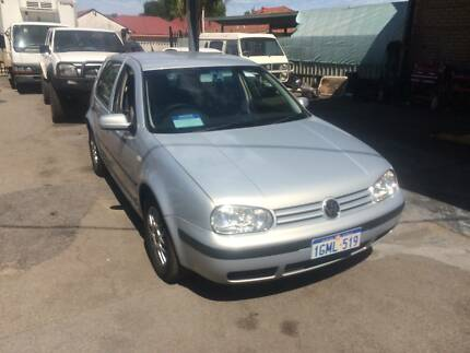 2000 Volkswagen Golf Hatchback 1 YEAR FREE WARRANTY St James Victoria Park Area Preview