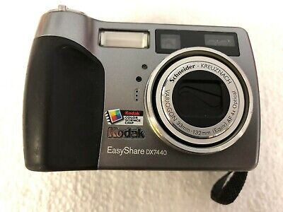 Kodak EasyShare DX7440 4.0MP Digital Camera - Silver Dx7440 Digital Camera