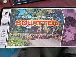 Squatter Vintage Board Game Wattle Grove Kalamunda Area Preview
