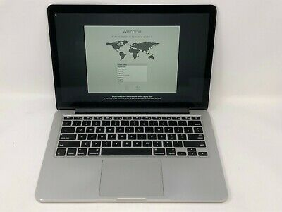 MacBook Pro 13 Retina Mid 2014 MGX82LL/A 2.6GHz i5 8GB 256GB Fair Cond. - READ
