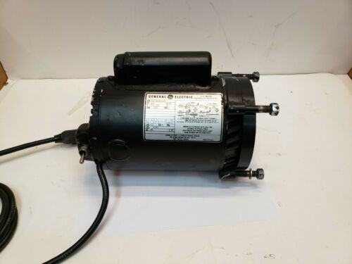 GE 5kc36ln358x Electric Motor For Sargent Welch Vacuum Pump 8806 115v 1/3 HP