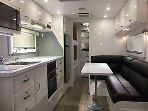 2016 Safari Family Caravan - Queen bed plus 4 bunks! Bordertown Tatiara Area Preview