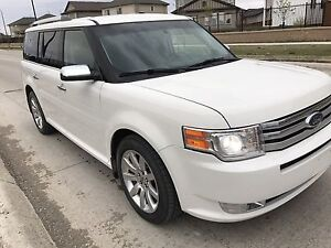2010 Ford Flex Sports Limited SUV crossover
