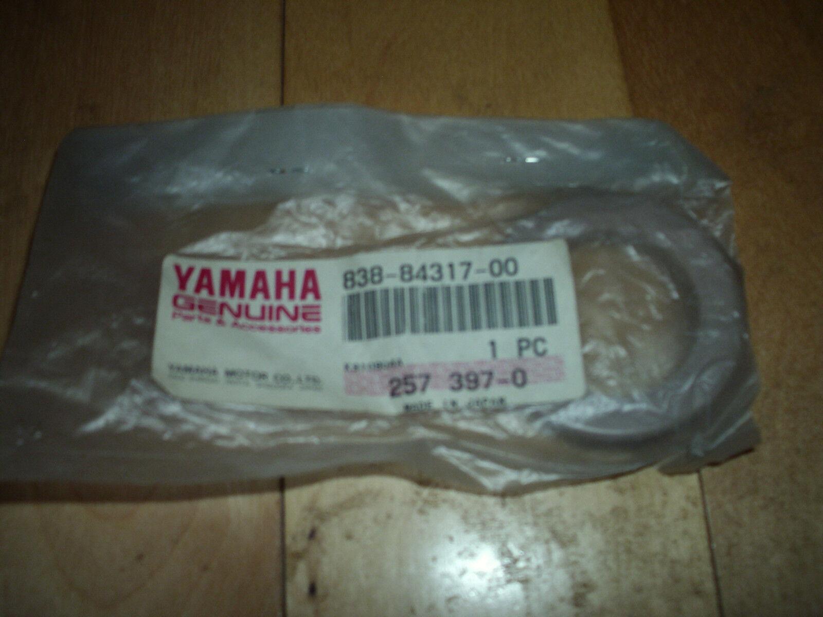 Yamaha Snowmobile EX EW EL GP GPX SL SM SW PR GS Headlight Nut NEW OEM 838-84317