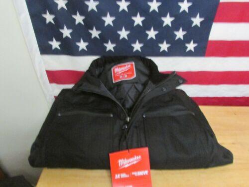 Milwaukee 253B-M (MEDIUM, BLACK) GridIron Traditional Jacket GR