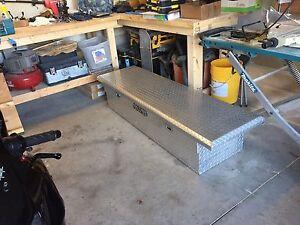 Checkerplate Tool Box
