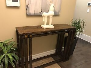 Console table high quality