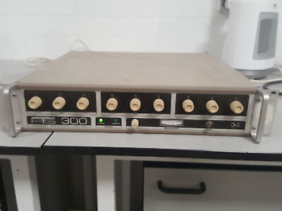 Programmed Test Sources Pts-300 Frequency Synthesizer