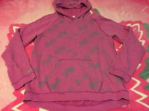 Under armour hoodie for girls size XL