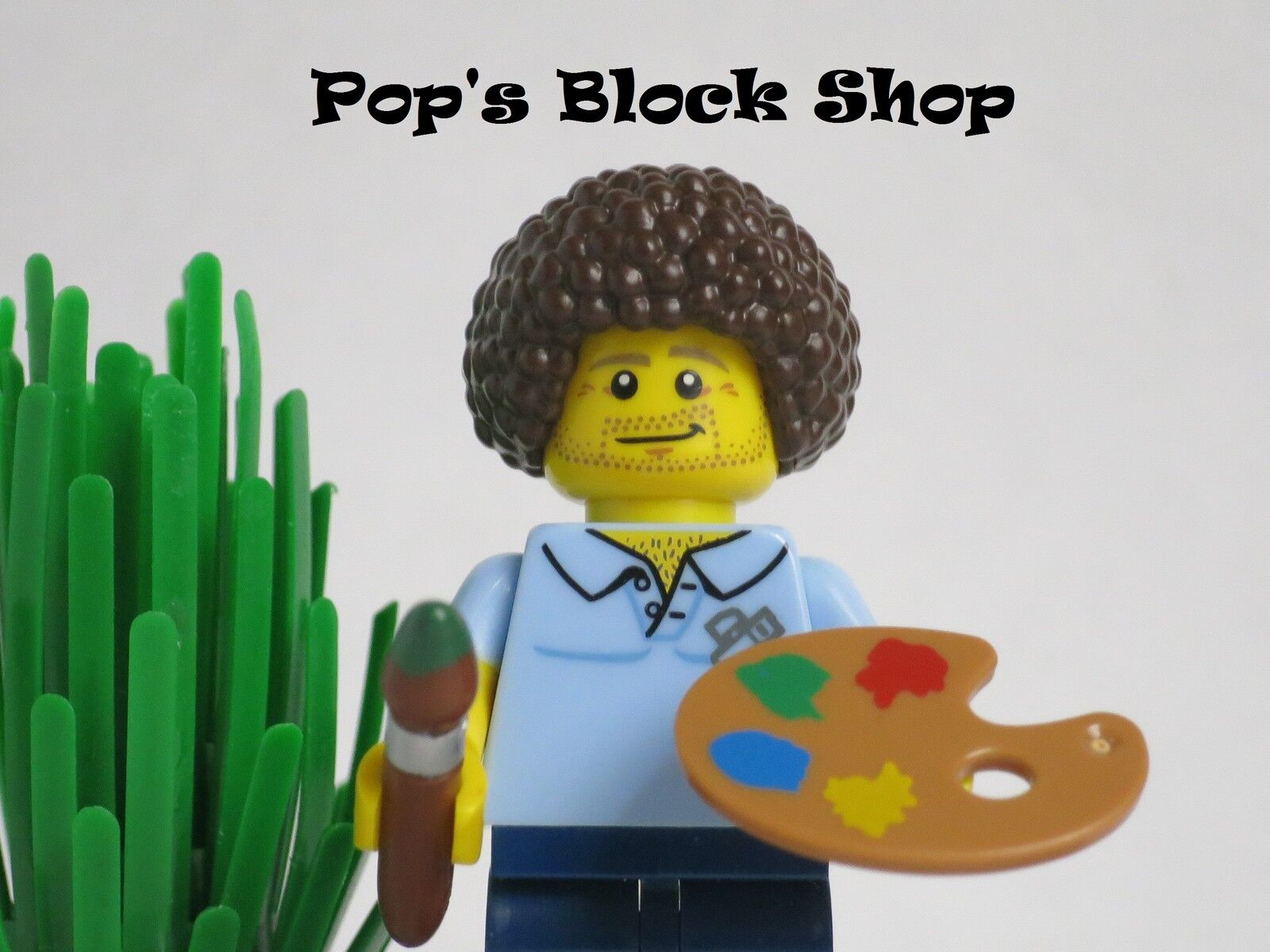 Pop's Block Shop