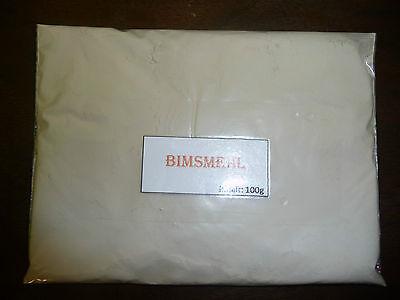 Bimsmehl 100g Superfein 0 - 40µ  Porenfühler Schleifmittel Poliermittel Grund +