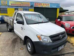 2007 Toyota Hilux Workmate (Incl.Rego/RWC/Warranty) Dandenong Greater Dandenong Preview